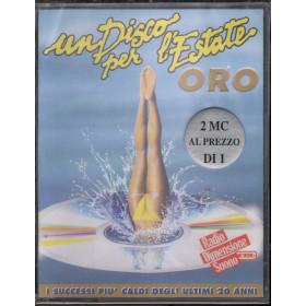 AA.VV 2x MC7 Un Disco Per L'estate - Oro / RCA Sigillata 0743216822041