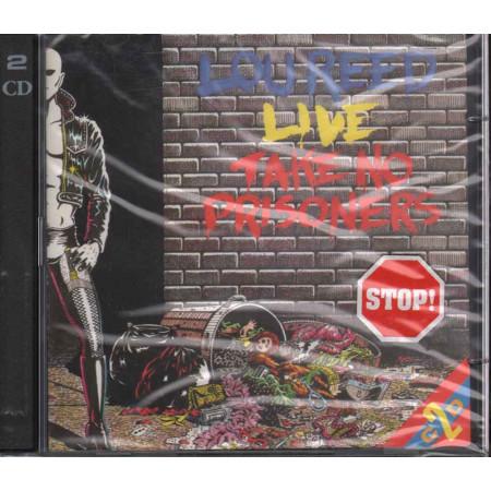 Lou Reed 2 CD Lou Reed Live - Take No Prisoners / RCA Sigillato 0035629067721