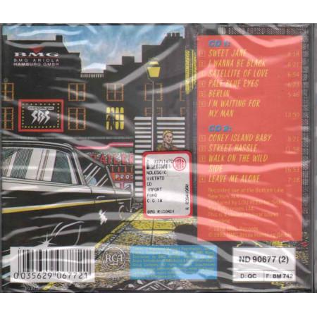 Lou Reed 2 CD Lou Reed Live - Take No Prisoners Sigillato 0035629067721