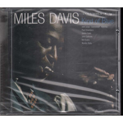 Miles Davis CD Kind Of Blue - 2009 / Columbia ‎Legacy ‎Sigillato 0886974392323