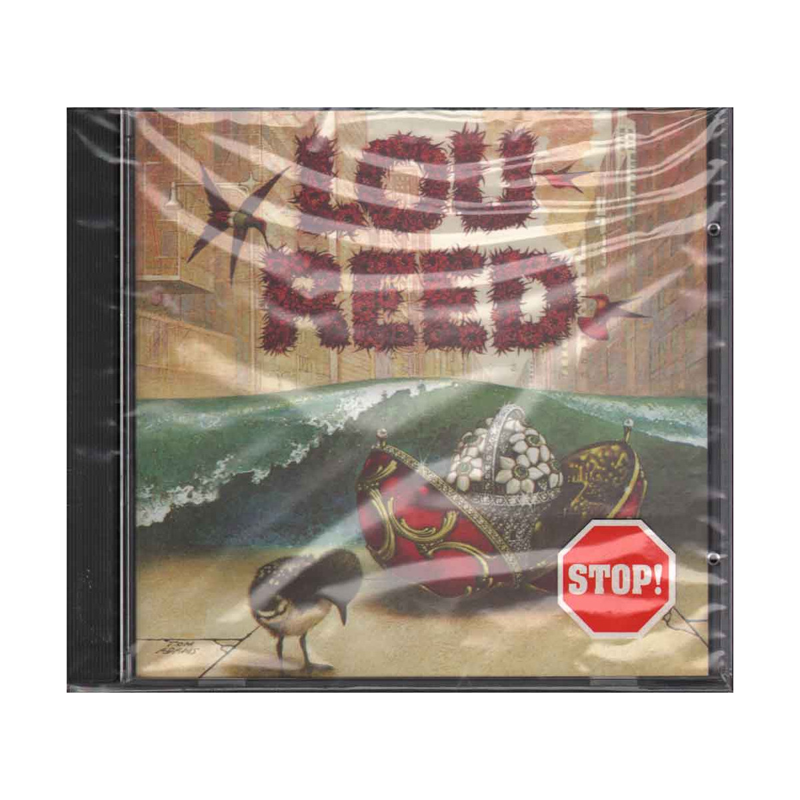 Lou Reed CD Lou Reed (Omonimo) ND89842 Germania Nuovo Sigillato 0035628984227