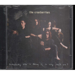 The Cranberries CD Everybody Else Is Doing It So Why Can't We ? Island Sigillato