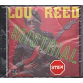 Lou Reed CD Mistrial ND90253  Germania Nuovo Sigillato 0035629025325