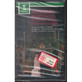 Bach, Handel MC7 Musiques Nuptiales / Wedding Music / Hochzeitsmusik Sigillata