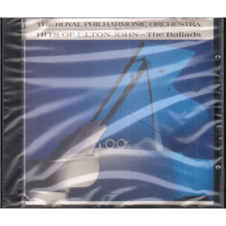 Royal Philharmonic Orchestra CD Plays Hits Elton John Sigillato 4009880258521