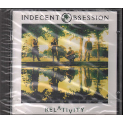 Indecent Obsession ‎CD Relativity / MCA Records ‎MCD 11084 Sigillato