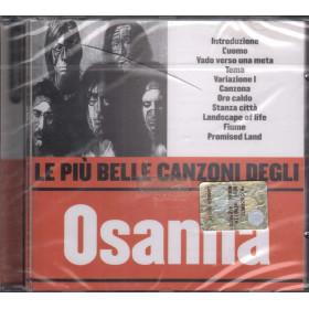 Osanna CD Le Piu' Belle Canzoni Degli Osanna Nuovo Sigillato 5051011197321
