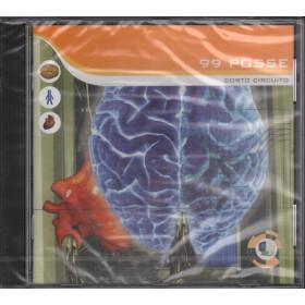 99 Posse CD Corto Circuito / RCA Novenove NONO022CD Sigillato 0743215804222