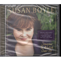 Susan Boyle CD Someone To Watch Over Me / Syco Music ‎0886979625228