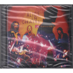 Alice In Chains CD MTV Unplugged / Columbia ‎Sigillato 5099748430021