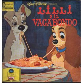 AA.VV. Lp Vinile Lilli E Il Vagabongo / Disneyland STP 3917 Nuovo