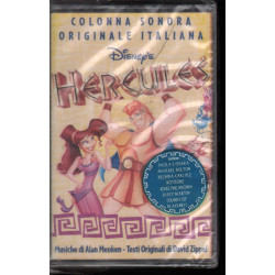 Alan Menken, David Zippel MC7 Disney's Hercules OST / Walt Disney Sigillata
