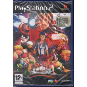 Neogeo Battle Coliseum Videogioco Playstation 2 PS2 Sigillato 5060050944414