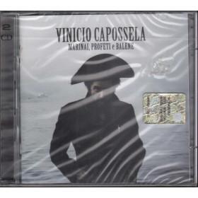 Vinicio Capossela CD Marinai Profeti e Balene Sigillato 5052498571024