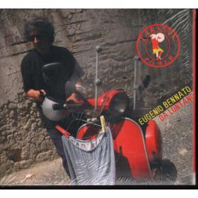 Eugenio Bennato CD Da Lontano / Lucky Planets Sigillato 8031274005394