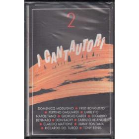 AA.VV MC7 I Cantautori Vol. 2 / Fonit Cetra - WK 74023 Sigillata 0035627402340