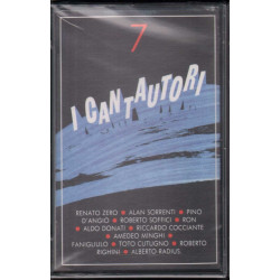AA.VV MC7 I Cantautori Vol. 7 / Fonit Cetra - WK 74028 Sigillata 0035627402845