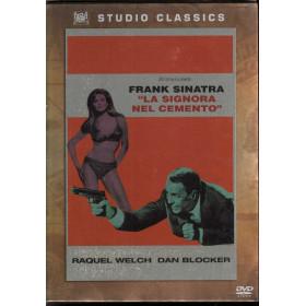 La Signora Nel Cemento DVD Frank Sinatra / Raquel Welch 8010312059179