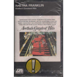 Aretha Franklin MC7 Aretha's Greatest Hits / Atlantic Sigillata 0075678145148