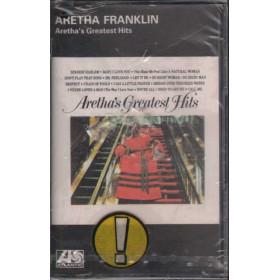 Aretha Franklin - Aretha's Greatest Hits MC7 Nuova Sigillata 0075678145148