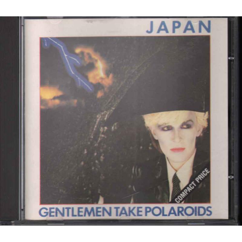 Japan  CD Gentlemen Take Polaroids - CDV2180 / 610 370-217 Nuovo 5012981218027