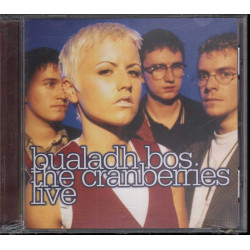 The Cranberries ‎CD Bualadh Bos The Cranberries Live ‎‎/ Island Sigillato