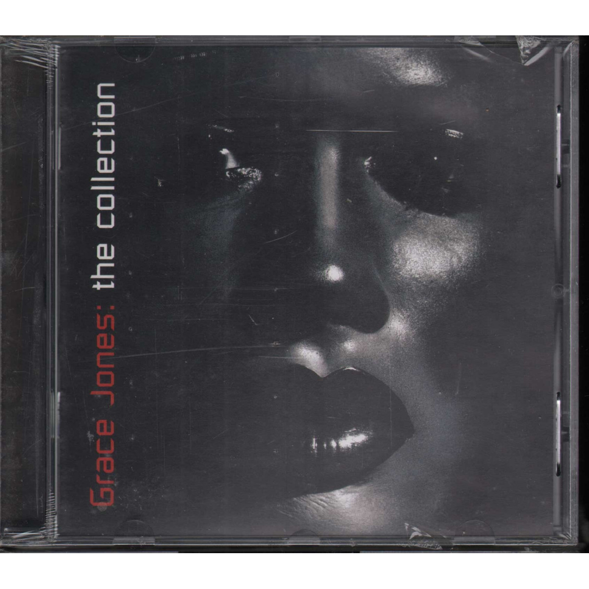 Grace Jones ‎CD The Collection ‎‎/ Spectrum Sigillato 0602498107669