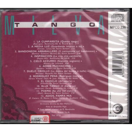 Milva - CD Tango - MPCD 236  Nuovo Sigillato 8003614172837