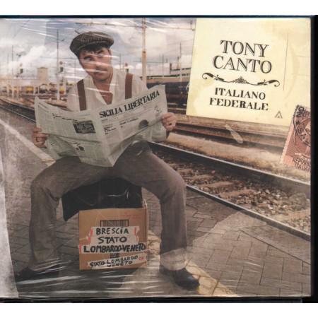 Canto Tony CD Italiano Federale / Leave Universal Sigillato 3259130003994