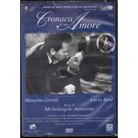 Cronaca Di Un Amore DVD M Antonioni / L Bose / M Girotti Sigillato 8032442204731