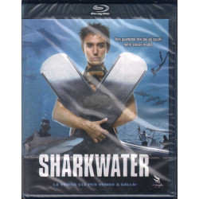 Sharkwater BRD Blu Ray Disk Patrick Moore / Erich Ritter / Rob Stewart Sigillato