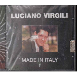 Luciano Virgili CD Made In Italy Nuovo Sigillato 0724359822228