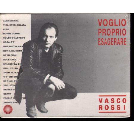 Vasco Rossi MC7 Voglio Proprio Esagerare / Fma TFMAK 293 Sigillato