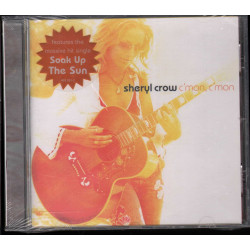 Sheryl Crow ‎CD C'mon, C'mon / A&M Records ‎‎‎Sigillato 0606949326128