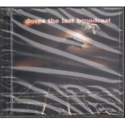 Doves CD The Last Broadcast / EMI Heavenly Sigillato 0724381223222