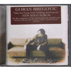 Goran Bregovic CD Tales And Songs From Weddings And Funerals ‎Sigillato
