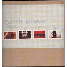Egberto Gismonti Lp Vinile Solo ECM Records ECM 1136 Nuovo