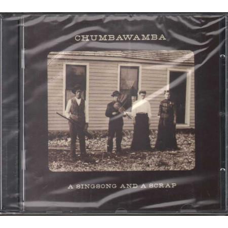 Chumbawamba CD A Singsong And A Scrap / Edel Sigillato 4029758655122