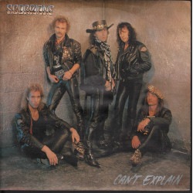 "Scorpions Vinile 45 giri 7"" Can't Explain / Lovedrive - EMI Nuovo"