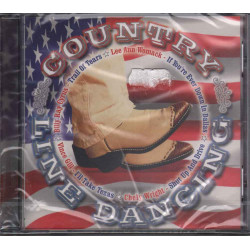 AA.VV.  CD Country Linedancing Nuovo Sigillato 0731454443029