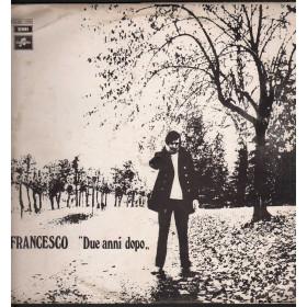 Francesco Guccini Lp Vinile Due Anni Dopo / EMI Sigillato 0602537518173
