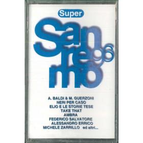 AA.VV MC7 Super Sanremo 96 / Ricordi Sigillata 0743213570440