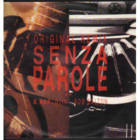 """Vasco Rossi Vinile Giallo 12"""" Senza Parole (Original Remix) Nuovo 0724387102460"""