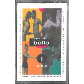 AA.VV MC7 Campioni Di Ballo - Vol 1 / RTI 1126 4 Sigillata 8012842112645