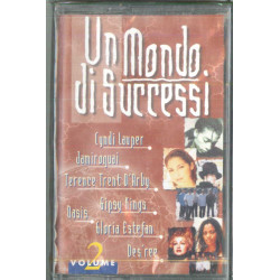 AA.VV MC7 Un Mondo Di Successi Vol 2 / Col 492812 4 Sigillata 5099749281240