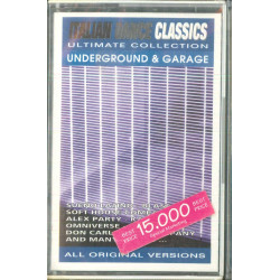 AA.VV MC7 Italian Dance Classics - Underground & Garage / 478450-2 Sigillata