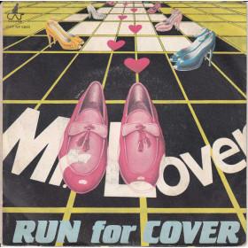 "Mr. Lover Vinile 7"" 45 Giri Run For Cover Nuovo NP 5003"