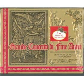 AA.VV 2x MC7 Grande Concerto di Fine Anno / RTI 11914 Sigillata 8012842119149