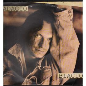 Biagio Antonacci Lp Vinile Adagio Biagio / Philips Nuovo 0042284802413