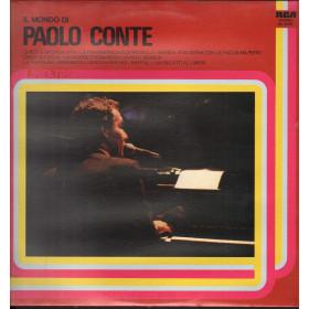Paolo Conte Lp Vinile Il Mondo Di / RCA CL74460 Sigillato 0035627446016